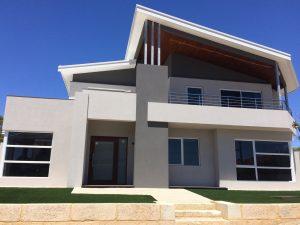 Residential solar window tinting