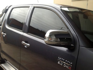 Charcoal window tinting for your car